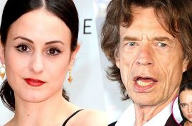 $15K a month: Melanie Hamrick gives birth to Mick Jagger's 8th child
