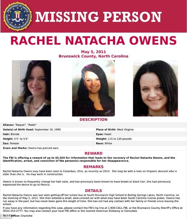 Rachel Natacha Owens