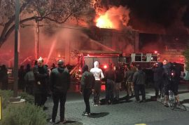 Arson? Rave Cave Oakland nightclub fire: 9 clubbers dead, 25 missing.