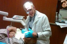 'I saved $1800' Robert Rheinlander arrested practicing dentistry with no license. Pulls out ten teeth with no anesthesia.