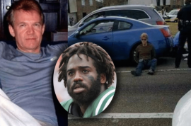 No charges: Ronald Gasser Joe McKnight killer released