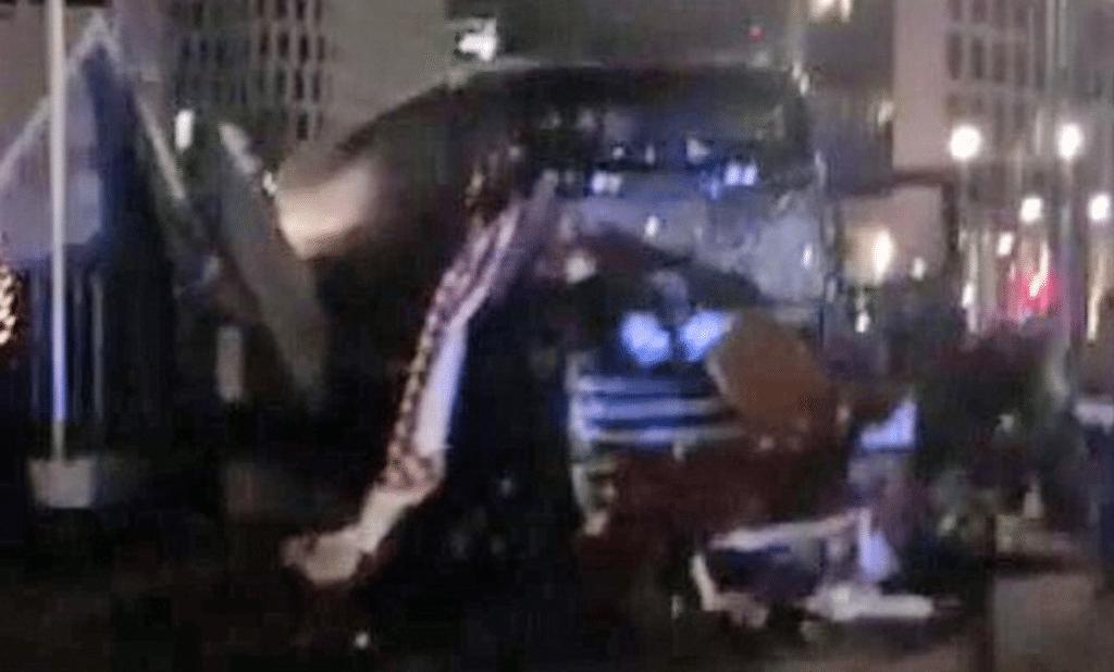Berlin Christmas truck attack