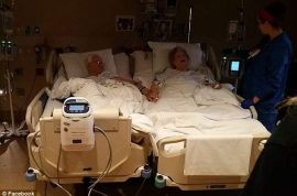 Dolores and Trent Winstead Nashville couple married for 64 years die holding hands in hospital