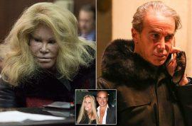 Joycelyn Wildenstein boyfriend: 'Why I sliced Lloyd Klein with scissors'
