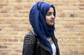 Again? University of Michigan student lied about man threatening to burn hijab
