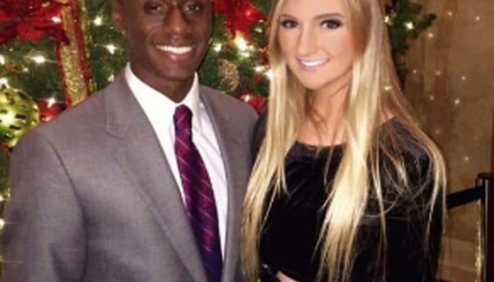 Allie Dowdle fund raises $13K after being cut off over black boyfriend