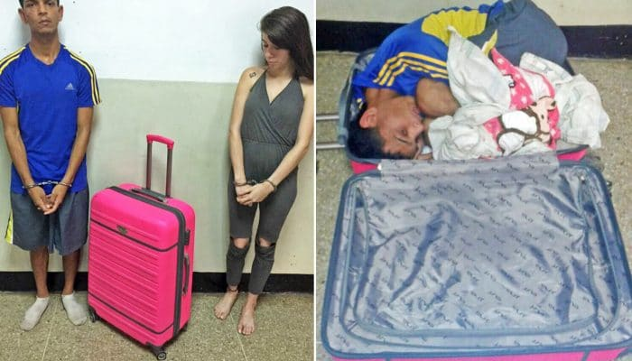 Antonieta Robles Saouda: How I tried smuggling my boyfriend out of a Venezuelan jail in a pink suitcase