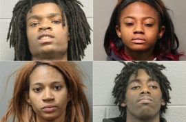 Brittany Covington, Tesfaye Cooper, Jordan Hill, and Tanisha Covington charged with hate crime over Chicago Facebook torture video