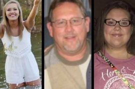 Why? Courtney Taylor murders husband and two daughters