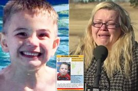 Where? David Puckett missing 6 year old Aurora boy vanishes