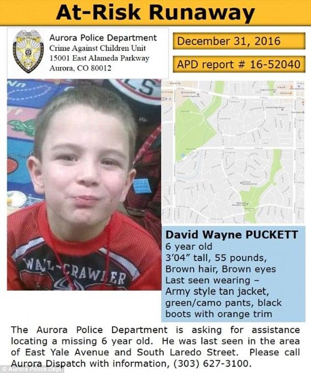 David Puckett dead