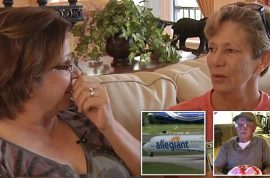 Right decision? Debbie Hartman and Trisha Baker, sisters kicked off Allegiant Air flight miss seeing dying dad