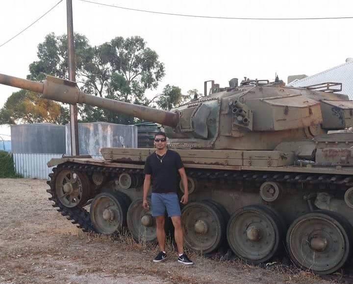 Dimitrious Gargosoulas Facebook