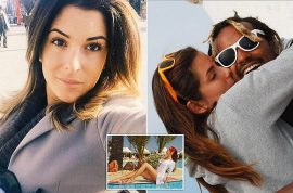 Photos: Gessica Notaro former Miss Italy contestant risks losing eyesight after jilted boyfriend throws acid in face