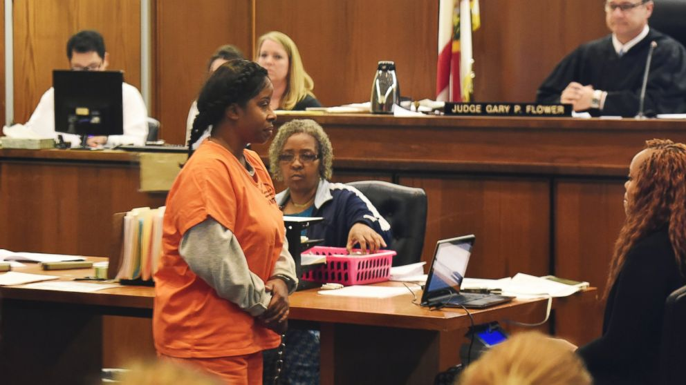 Gloria Williams court appearance