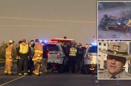 Motive? Ambushed Arizona DPS trooper saved after passing driver shoots dead sniper