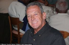 Freak accident? Jack Decarlo dies when 50 pound dumbbell lands on windshield driving on NJ turnpike