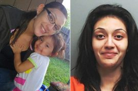 Why did Krystle Villanueva murder her 5 year old daughter?