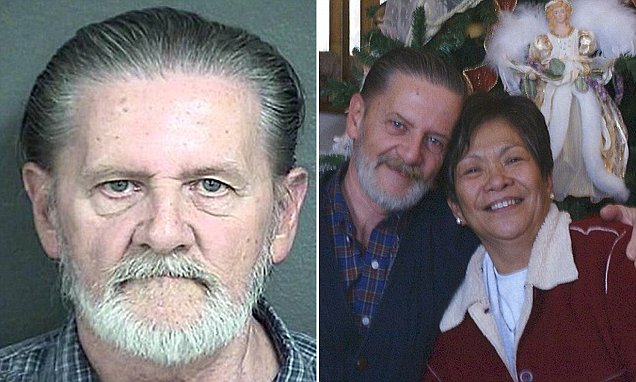 Man, 70, robbed bank to get away from wife