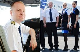 Miroslav Gronych drunk Sunwing pilot: How I was three times over the legal alcohol limit slumped over the cockpit