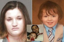 Ellyah Elvidge 2 year old boy suffocates to death trying to escape feces filled room as mom watches TV