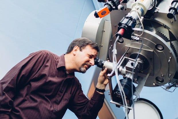 Professor Larry Molnar