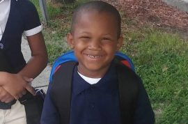 Roshad Richardson, Florida toddler shoots self in chest after finding mom's boyfriend gun