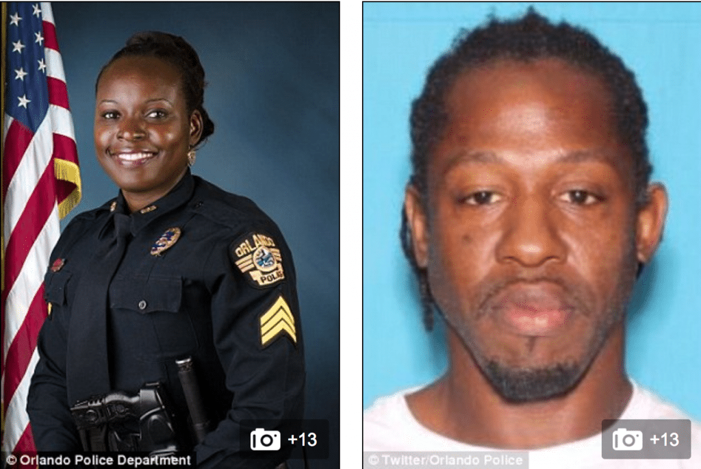 Markeith Loyd, Orlando Police Department Master Sgt. Debra Clayton