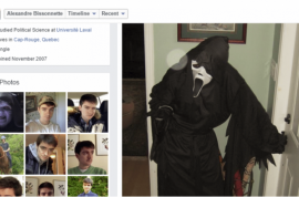 Alexandre Bissonnette Facebook page: Was political science student a white nationalist?