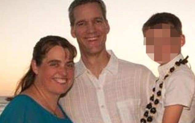 Stephen Allwine cheating husband charged with wife's murder after staging it as suicide