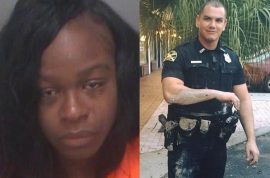 Deadly weapon? Tecora Fields arrested throwing dirty tampon at cop
