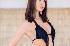 Yana Gudkova Russian model: My married sugar daddy threw me out when I stopped sex