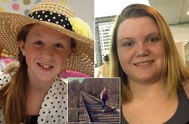 How? Abigail Williams and Liberty German, 2 thirteen year old girls found dead after posting final hiking photo