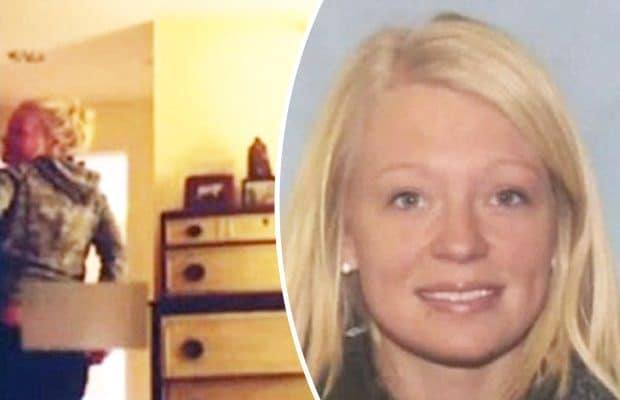 Brittany Fultz photos: Ohio caregiver charged after giving 100 year old dementia patient lap dance