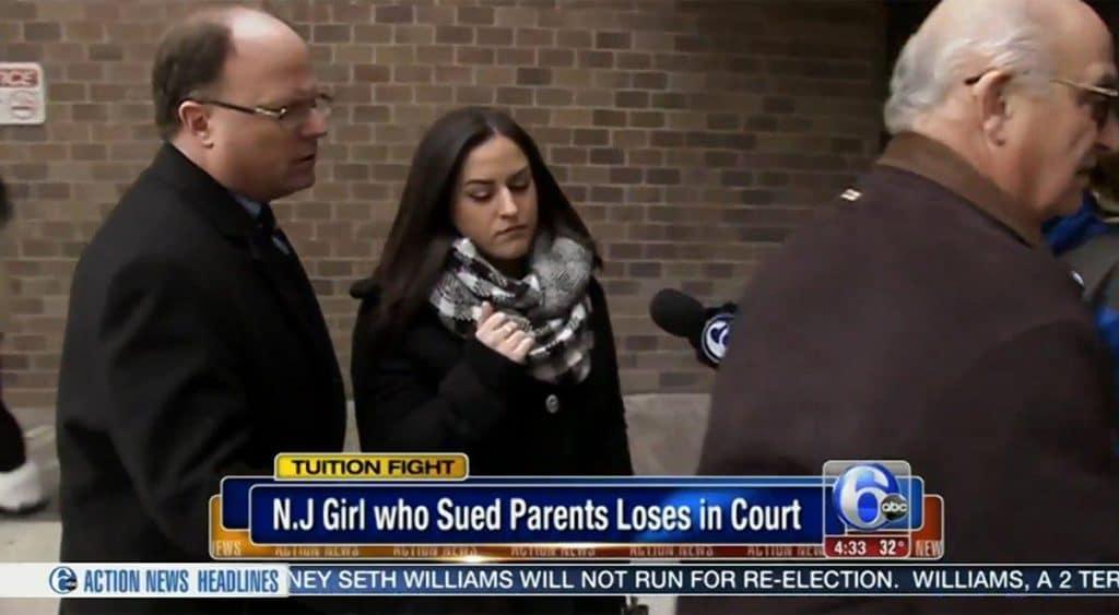 Caitlyn Ricci lawsuit