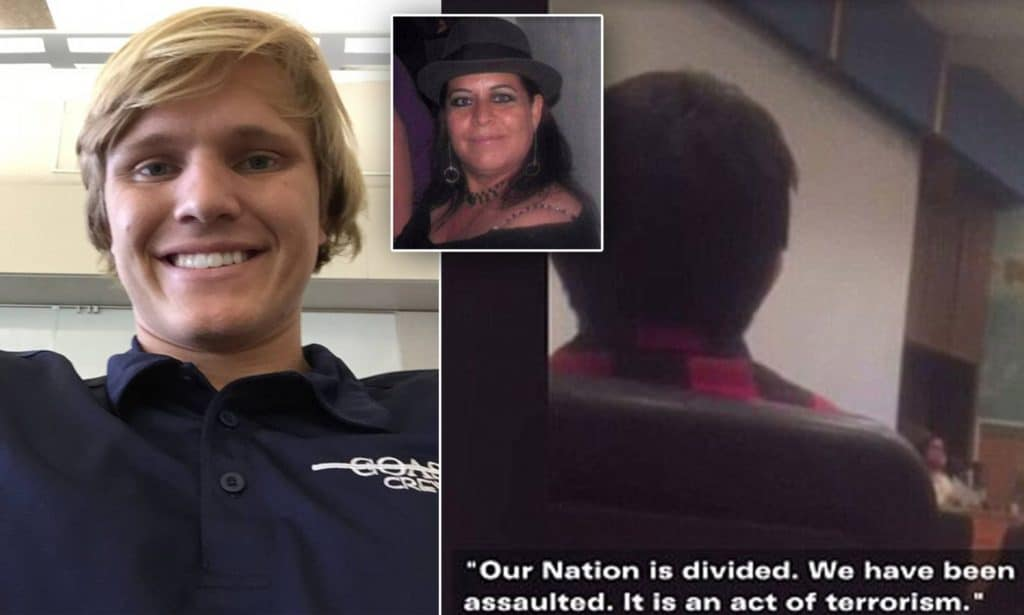 Caleb O'Neil Orange Coast College student suspended
