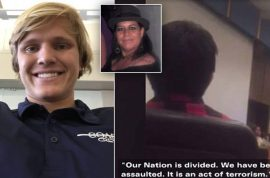 Right decision? Caleb O'Neil Orange Coast College student suspended after videoing professor's anti Trump rant