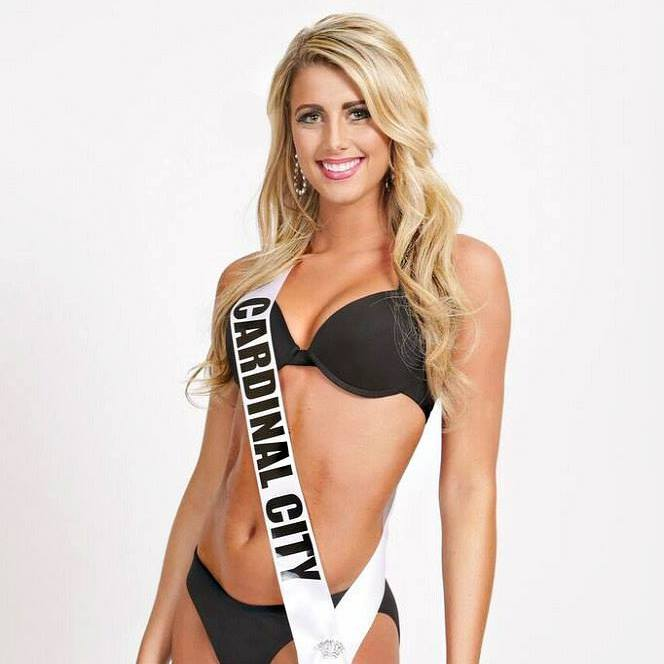 Christen McAllister Miss Kentucky USA finalist