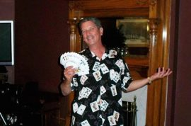 Daryl Easton magician hangs himself after suffering from depression