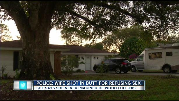 Donald Royce Florida newlywed husband shoots wife