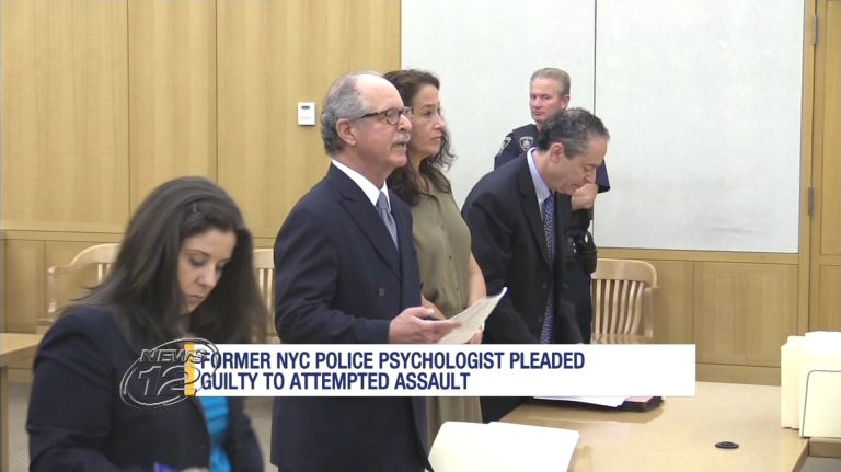 Emily Dearden NYPD psychologist pleads guilty