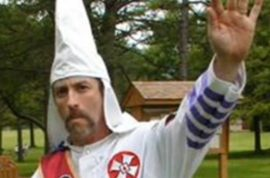 Who murdered Frank Ancona missing KKK leader?