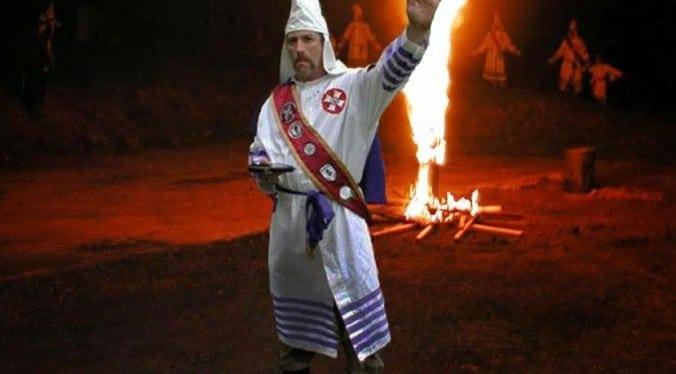 Frank Ancona Ku Klux Klan leader