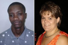 21 stab wounds: Frans Maela murders Tanya Wiers South African mom, gouges her eyes out.