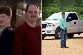 How Jeffrey Brasher Alabama dad and son died in head-on collision