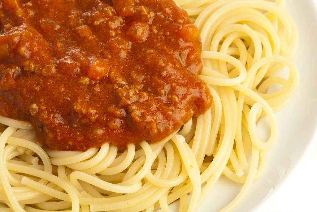 Jodi Ecklund spaghetti dinner