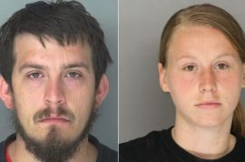 Jose Ismael Torres and Kayla Rae Norton sentenced 35 years for terrorizing 8 year old birthday with confederate flags