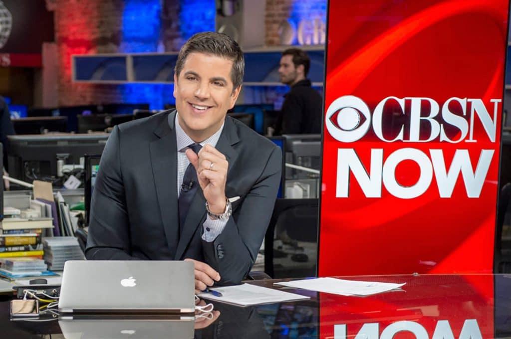 Josh Elliot fired CBS