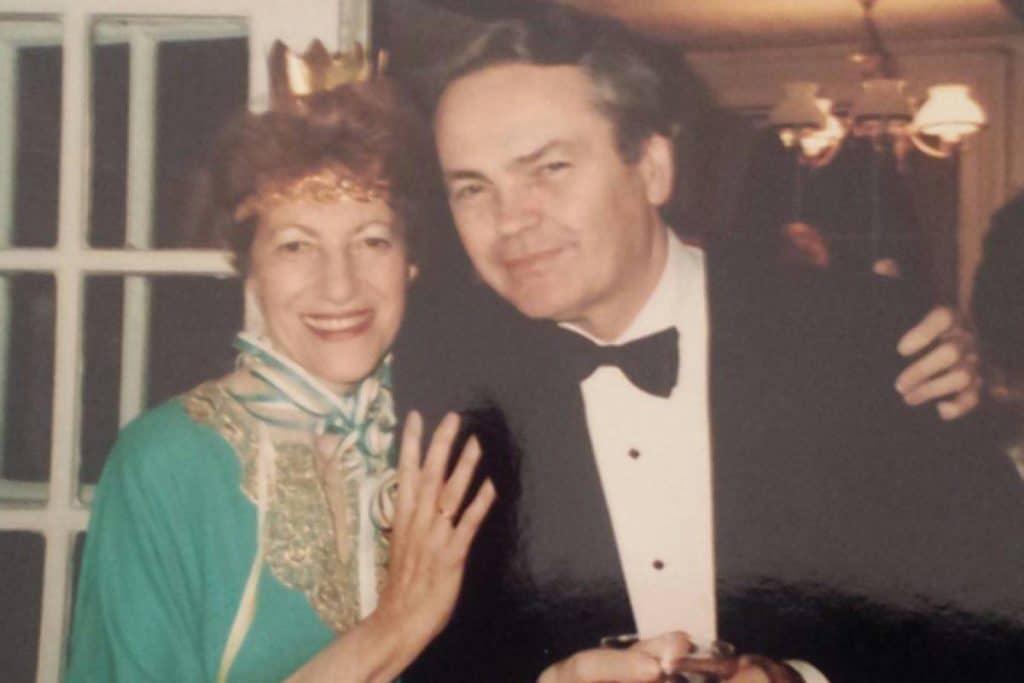 Joyce Hope Suskind and Olaf Ringdahl