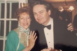 Joyce Hope Suskind and Olaf Ringdahl: Manhattan arts couple commit suicide